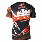 KTM Redbull Motorcycle Racing T-Shirt