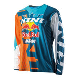 KTM Kini Red Bull Competition Motocross Jersey Offical 2017