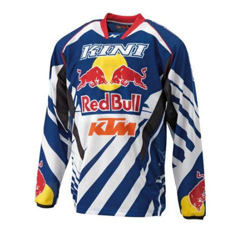 KTM Kini Red Bull Competition Motocross Jersey Official 2018