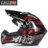 LS2 Helmets 1 / XL LS2 MX433 FULL FACE MOTOCROSS HELMETS