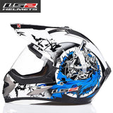 LS2 Helmets 10 / XL LS2 MX433 FULL FACE MOTOCROSS HELMETS