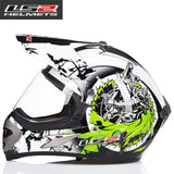 LS2 Helmets 13 / XL LS2 MX433 FULL FACE MOTOCROSS HELMETS