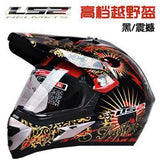 LS2 MX433 Full Face Motocross Helmet