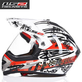 LS2 Helmets 2 / XL LS2 MX433 FULL FACE MOTOCROSS HELMETS