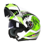 LS2 Helmets 4 / L LS2 FF370 Men Flip Up Motorcycle Helmet