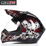 LS2 Helmets 4 / XL LS2 MX433 FULL FACE MOTOCROSS HELMETS