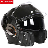 LS2 FF399 flip up motorcycle helmets