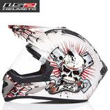 LS2 Helmets 5 / XL LS2 MX433 FULL FACE MOTOCROSS HELMETS