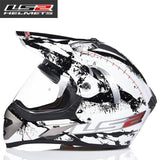 LS2 Helmets 7 / XL LS2 MX433 FULL FACE MOTOCROSS HELMETS