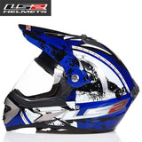 LS2 Helmets 8 / XL LS2 MX433 FULL FACE MOTOCROSS HELMETS