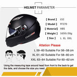 LS2 Helmets LS2 FF370 Men Flip Up Motorcycle Helmet