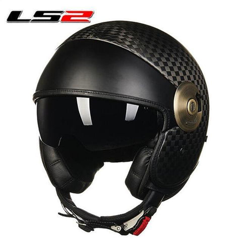 LS2 OF-597 carbon fiber helmets