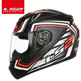LS2 Helmets Red proposal / XL LS2 FF352 Full Face Motorcycle Helmet