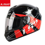 LS2 FF352 Full Face Motorcycle Helmet