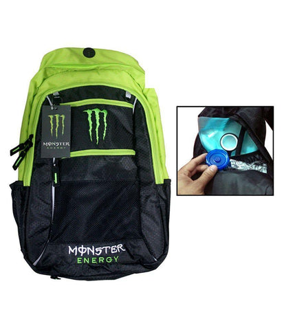 Monster Energy Hydration Water Backpack Rucksack 2L