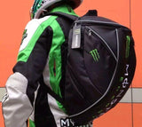 Monster Energy Backpack Monster Energy Motorcycle Helmet Backpack