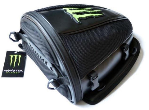 Monster Energy Motorcycle Tail Bag