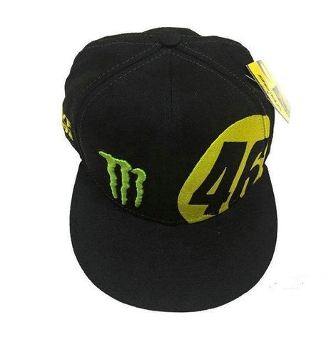 Valentino Rossi Monster Energy VR46 Monza Rally LTD Flat peak Cap Official