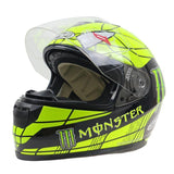HJC Cirus HS-800 Motorcycle Full Face Helmet