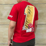 Moto Gp t-shirt Marc Marquez World Champion Big 6 T-Shirt