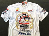 Moto Gp t-shirt S Marc Marquez Baby Champ on Board 2013 World Champion MotoGp T-Shirt