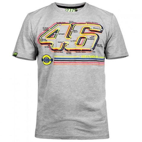 Valentino Rossi VR46 2016 Underracing T-Shirt