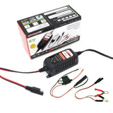 Motopower Battery Chargers Motopower 6V 12V 750mA Fully Automatic Smart Battery Charger