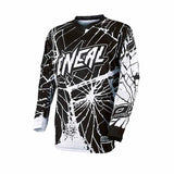 O'neal t-shirt Black / S O'Neal Element Enigma Jersey