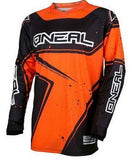 O'neal t-shirt Black / XS O'Neal Element Afterburner Jersey