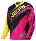 O'neal t-shirt Pink / S O'Neal Girl's Element Jersey