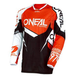 O'neal t-shirt Red / XS O'Neal Hardwear Flow True Jersey