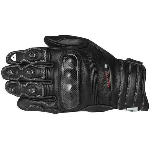 REV'IT! Curb Short Motorcycle Leather Gloves