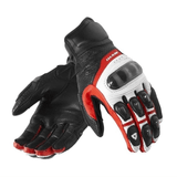 REV'IT Gloves Red / L Rev'it Chevron Motorcycle Gloves