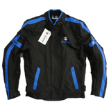 Suzuki Jackets Blue / M Suzuki motorcycle textile oxford waterproof jacket with protectors