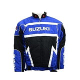 Suzuki motorcycle textile racing Jacket