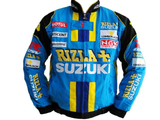 FirstGearMoto Jackets Suzuki Jacket MotoGP Limited Edition