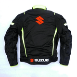 Suzuki Jackets Suzuki motorcycle textile oxford waterproof jacket