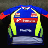 Bennetts Suzuki Michael Dunlop T-Shirt Official 2018