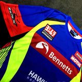 Suzuki t-shirt Bennetts Suzuki Michael Dunlop T-Shirt Official 2018