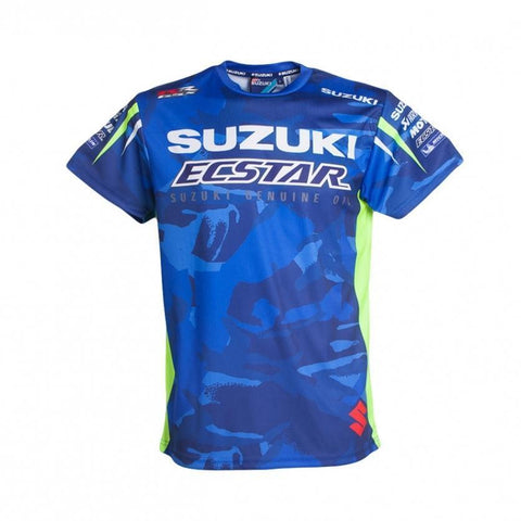 Team Suzuki Ecstar Official T-Shirt