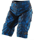 Troy Lee Designs Pants and Trousers M / Blue Troy Lee Designs Motorcycle Camo Shorts