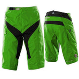 Troy Lee Designs Pants and Trousers M / Green Troy Lee Designs Motorcycle Race Shorts