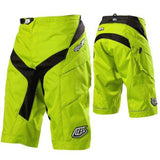 Troy Lee Designs Pants and Trousers M / Lime Green Troy Lee Designs Motorcycle Race Shorts