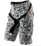 Troy Lee Designs Pants and Trousers M / White Troy Lee Designs Motorcycle Camo Shorts