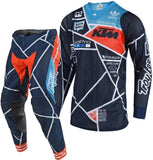 2018 Troy Lee Designs SE Air Metric Jersey Pants Gear Combo KTM