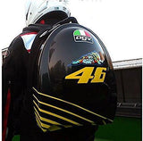 Valentino Rossi Backpack VR 46 Valentino Rossi Hard Shell Backpack