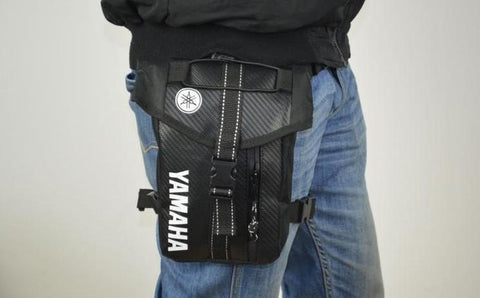 Yamaha Drop Leg Bag Motorcycle Tool Bag