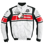 yamaha jacket White / M Yamaha 50th Anniversary Jacket