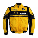 yamaha jacket Yellow / M Yamaha 50th Anniversary Jacket