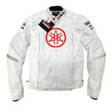 yamaha Jackets White / M Yamaha Team Mesh Breathable Vented Jacket